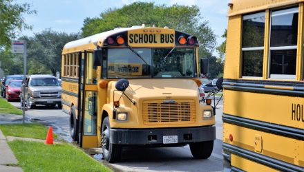 Retail ETF Boosted by Back-to-School Season