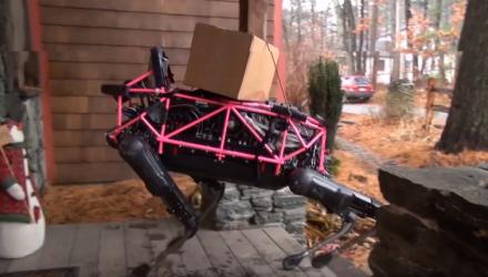 Boston Dynamics Shows Latest Advancements in Robotics