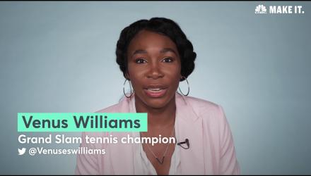 How Venus Williams Spends Her Prize Money