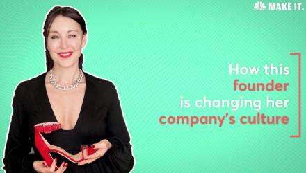 "Tamara Mellon, Founder of Jimmy Choo, on Building a ""Female-Led"" Company"