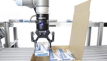 Ten Emerging Applications in Autonomous Logistics