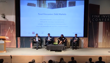 The 7th Annual Fink Investing Conference – Debt Markets Panel