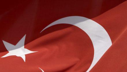 Turkey ETF Plummets on Mounting Lira Concerns