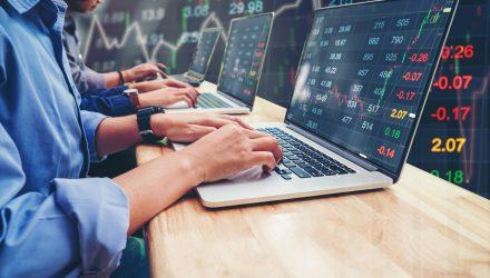U.S. Stock ETF Investors Are Cutting Back on Riskier Trades