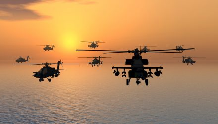 Aerospace & Defense Bulls: More Room to Run?
