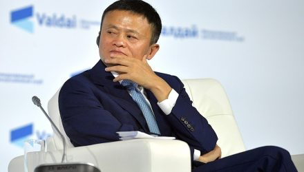 Jack Ma to Step Down as Executive Chairman of Alibaba