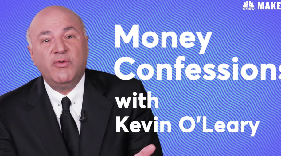 Kevin O'Leary Shares His Money Confessions
