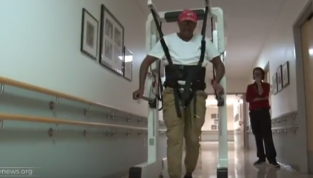 Advances in Robotics Help Patients with Neurorecovery