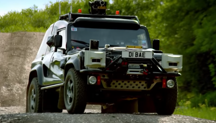 The Intelligent Robot Car that Can Drive Itself