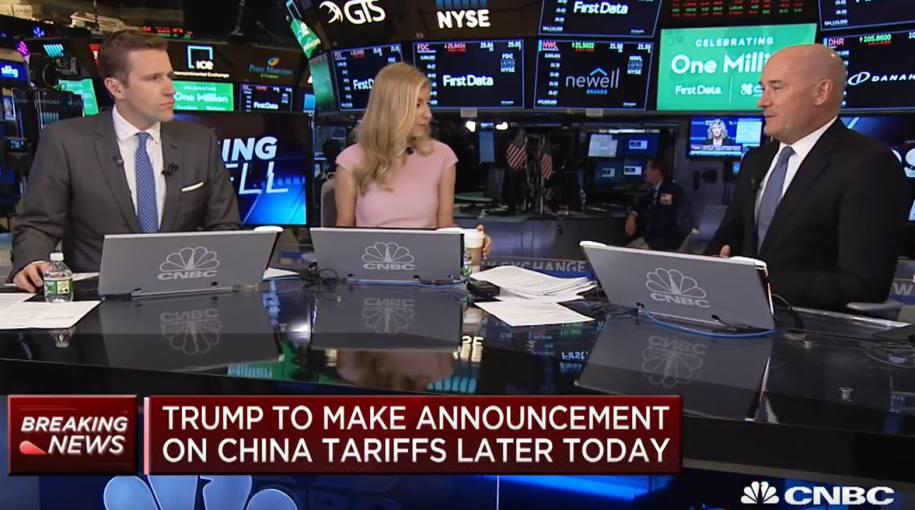 Tom Lydon on CNBC: Opportunities in Emerging Markets, Fixed Income