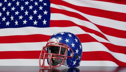 As NFL Season Begins, U.S. ETFs Continue to be the 'Quick Slant' Play Call for Investors