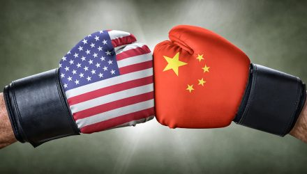 Double Leveraging China Amid Trade Tensions