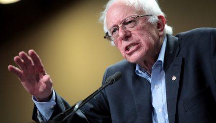 Bernie Sanders Bill Targets JP Morgan, Wells Fargo, BoA