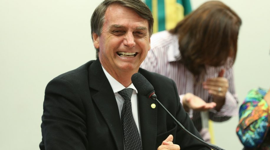 Brazil ETFs Breakout as Presidential Candidate Jair Bolsonaro Takes Lead