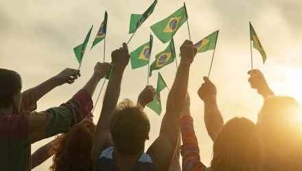 Brazilian ETF Keeps Surging as Presidential Elections Looms