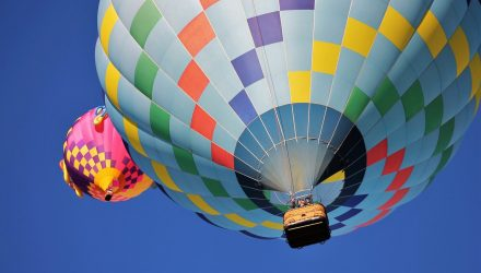 Critical Point for High-Flying Sector ETFs
