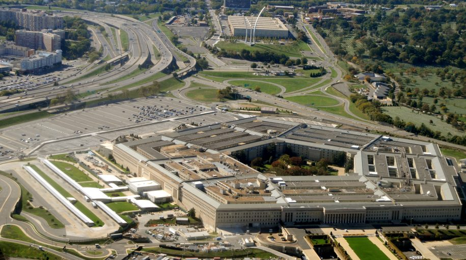 Google drops out of bidding for massive Pentagon cloud contract
