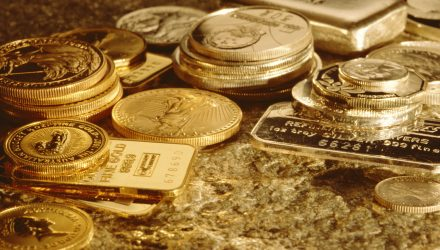 Investors Departed Gold ETFs in September