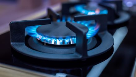 Natural Gas ETF 'UNG' Heats Up