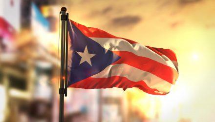 Rally in Muni Bond Puerto Rico Index Benefitting Two High-Yield ETFs
