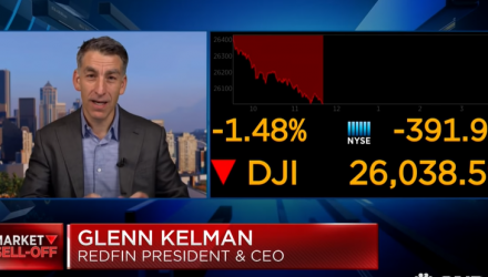 Redfin CEO: Interest Rates have been 'A Real Bite' for Mortgages