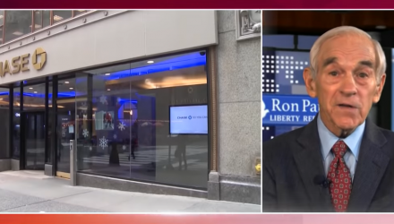 Ron Paul: 'Interest Rates Should be Settled by Free Market'