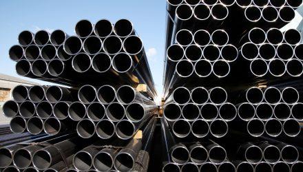Steel ETF Steady Amid Sector Downgrade