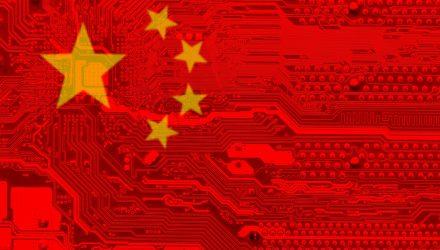 Chinese Tech Stocks Beckon