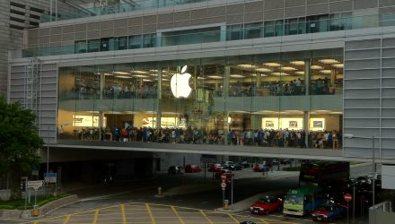 ETFs with Heavy Apple Exposure Slammed by Latest Downgrade