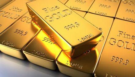 Gold ETFs Showed Their Luster in October
