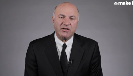 Kevin O'Leary: 3 Tips for Managing Market Volatility