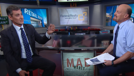 Federal Realty Trust CEO: 'Glass Half Full' View of Rising Rates