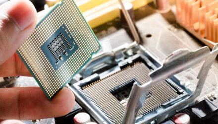 Strong Q3 Earnings, Trade Talks Help Semiconductor ETFs Climb