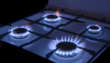 Temperatures Fall, But Natural Gas ETFs Surge