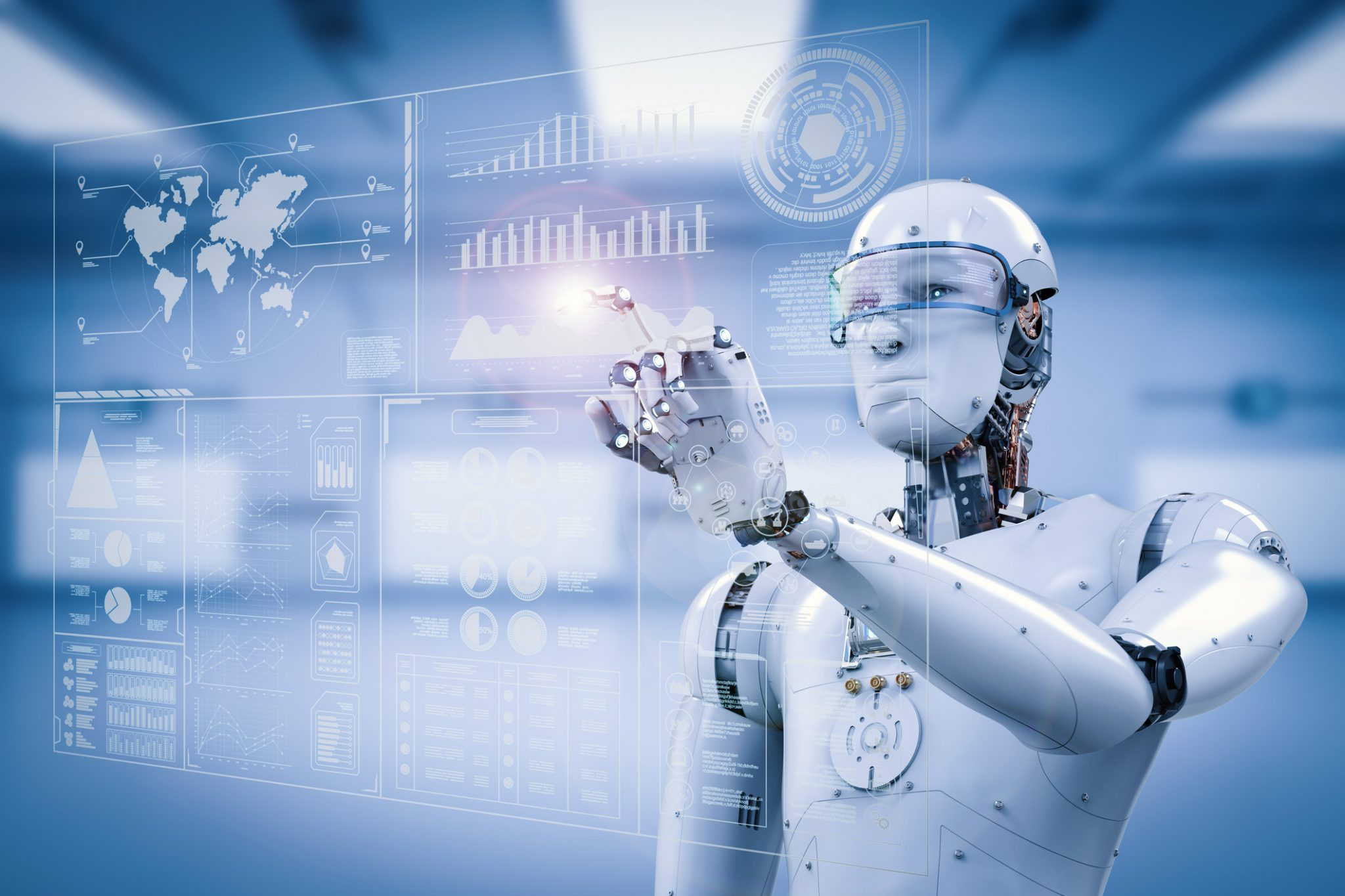 The Story Nobody's Telling About Our Robot Future: A Q&A with ROBO Global CIO Bill Studebaker